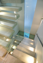 glass stair 1